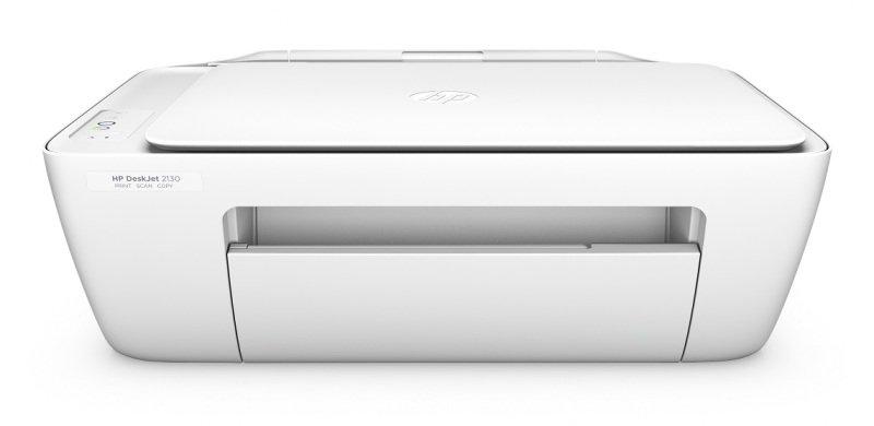 HP DeskJet 2130 AllinOne MultiFunction Colour Inkjet Printer & Scanner