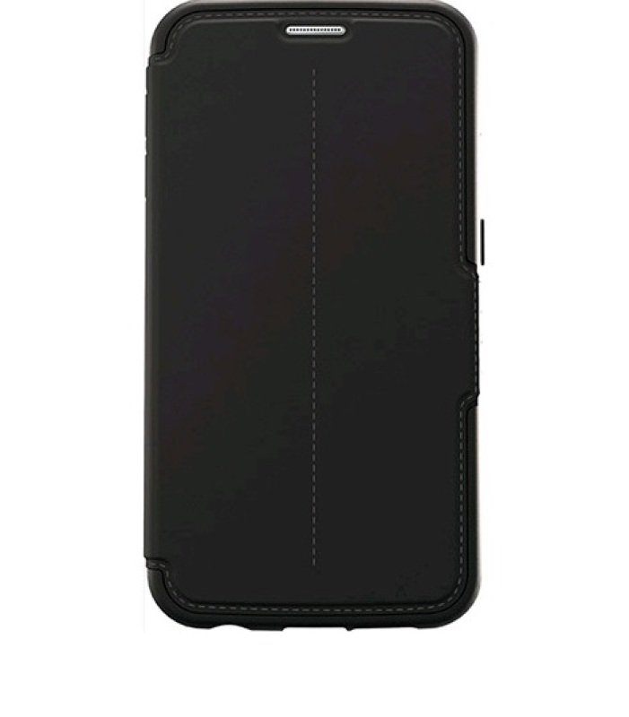 CaseStrada f Galaxy S6 Black Leather