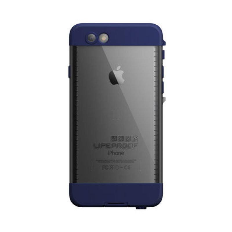 Image of Lifeproof Apple Iphone 6 Nuud Night Dive Blue