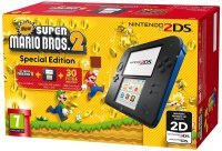 Nintendo 2DS Console Blue & Black - Special Edition
