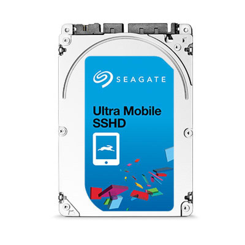 """Seagate SSHD 1TB 2.5"""" SATA Mobile Solid State Hybrid Drive"""