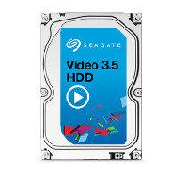 "Seagate 4TB 3.5"" SATA Video Hard Drive"