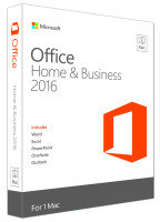 Office Home & Business 2016 For Mac Medialess
