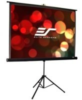 Elite T84UWV1 Tripod Serial Projector Screen