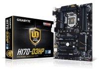 Gigabyte H170-D3HP Socket 1151 ATX Motherboard