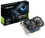 Gigabyte GeForce GTX 750 Ti 4GB GDDR5 Dual-link DVI HDMI PCI-E Grpahics Card