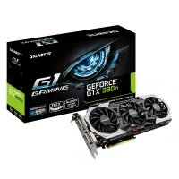 Gigabyte GTX 980 Ti G1 GAMING 6GB GDDR5 Dual-link DVI HDMI 3x DisplayPort PCI-E Graphics Card