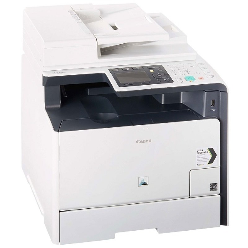 Canon i-SENSYS MF728Cdw Multifunction Laser Printer