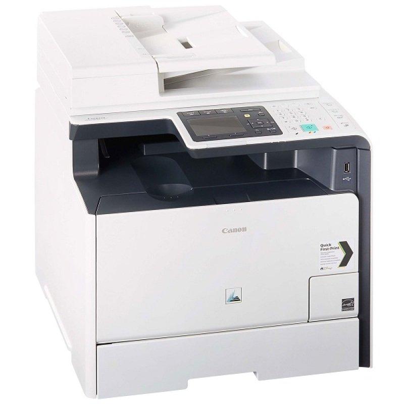 Image of Canon i-SENSYS MF728Cdw Multifunction Laser Printer