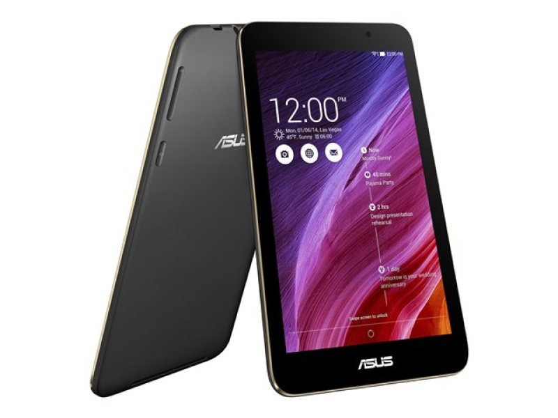 ASUS MeMO Pad 7 ME176CE  Tablet  Android 4.4 (KitKat)  16 GB eMMC  7&quot IPS ( 1280 x 800 )  rear camera  front camera  microSD slot  WiFi Bluetooth NFC  black