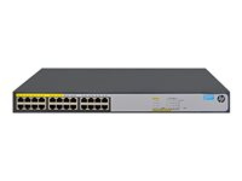 HP 1420-24G-PoE+ (124W) 24 ports unmanaged Switch