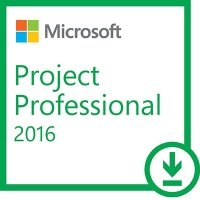 Microsoft Project Professional 2016 - Electronic Software Download