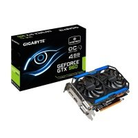 Gigabyte GTX 960 4GB GDDR5 Dual-link DVI HDMI DisplayPort PCI-E Graphics Card