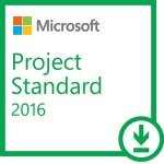 Microsoft Project Standard 2016 - Electronic Software Download