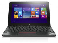 Lenovo ThinkPad 10 Ultrabook Keyboard-Spanish - Black