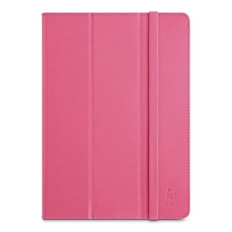 Compare cheap offers & prices of Belkin Universal 7 Inch Tri Fold Folio - Pink manufactured by Belkin