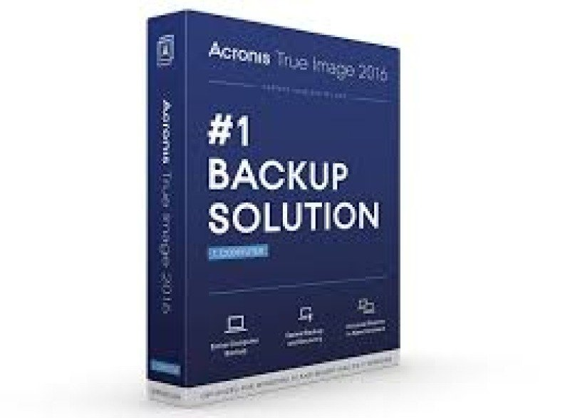 Image of Acronis True Image Cloud 2016 1 Computer & 3 Mobile Devices