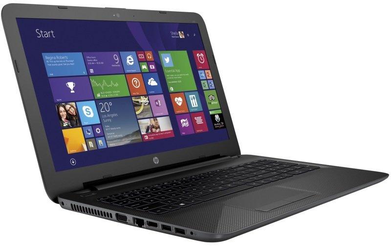 """Image of HP 255 G4 Laptop, AMD A6-6310 1.8GHz, 4GB RAM, 500GB HDD, 15.6"""" LED, DVDRW, AMD, Webcam, Bluetooth, Windows 10 Home 64bit"""