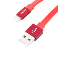 Xenta Lightning to USB cable 1.5M Red