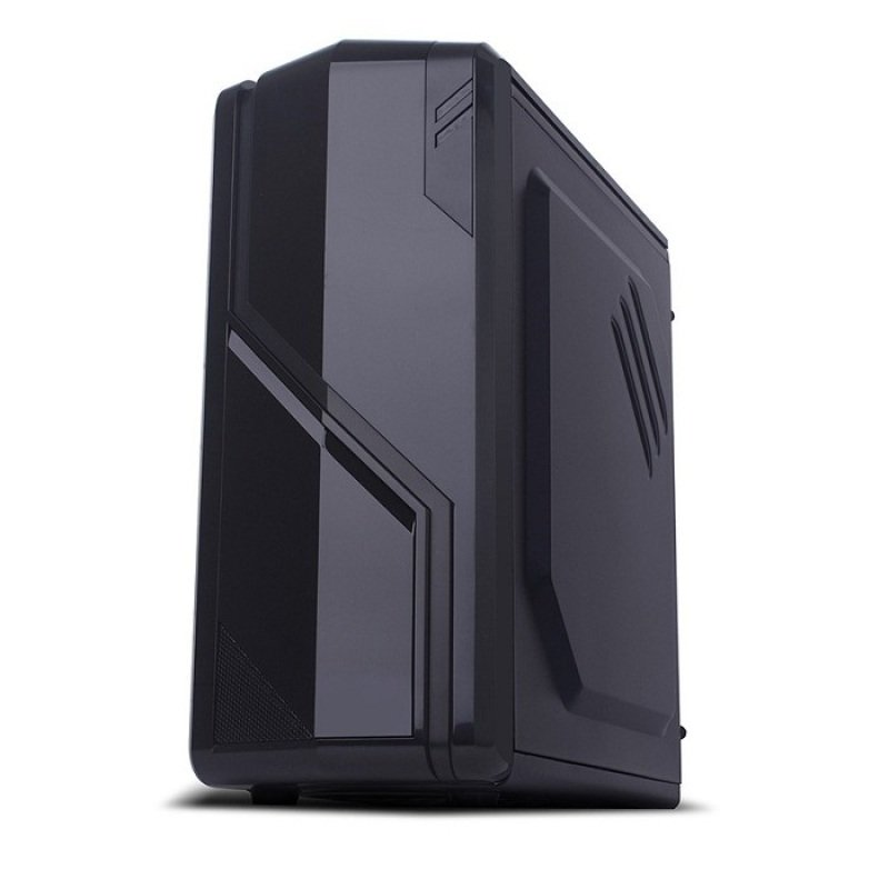 AvP Raptor Slim Black Case + 500W PSU