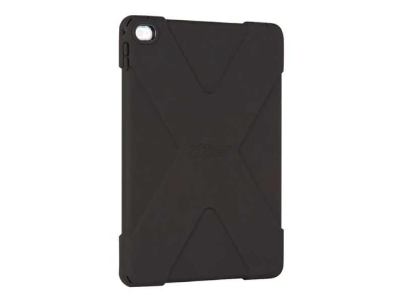 Image of Axtionbold Rugged Water-resistant Case With Built-in Screen Protector Thats Touch Id Compatible For Ipad Air 2 Black/black