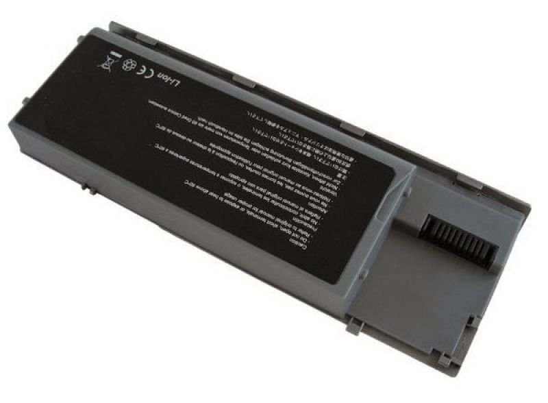 V7 Dell Laptop Battery  Lithium Ion 5000 mAh For D620  30  30N  31  31N