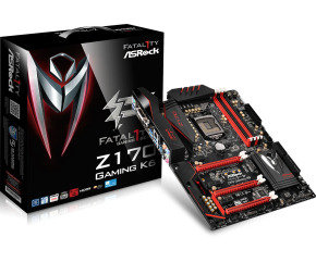 ASRock Fatal1ty Z170 Gaming K6 ATX Motherboard