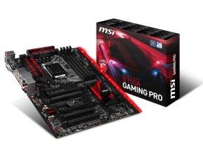 MSI B150A GAMING PRO Socket 1151 DVI HDMI 8-channel HD Audio Motherboard