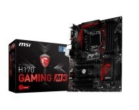 MSI H170 GAMING M3 Socket 1151 HDMI DVI 8-channel Audio ATX Motherboard