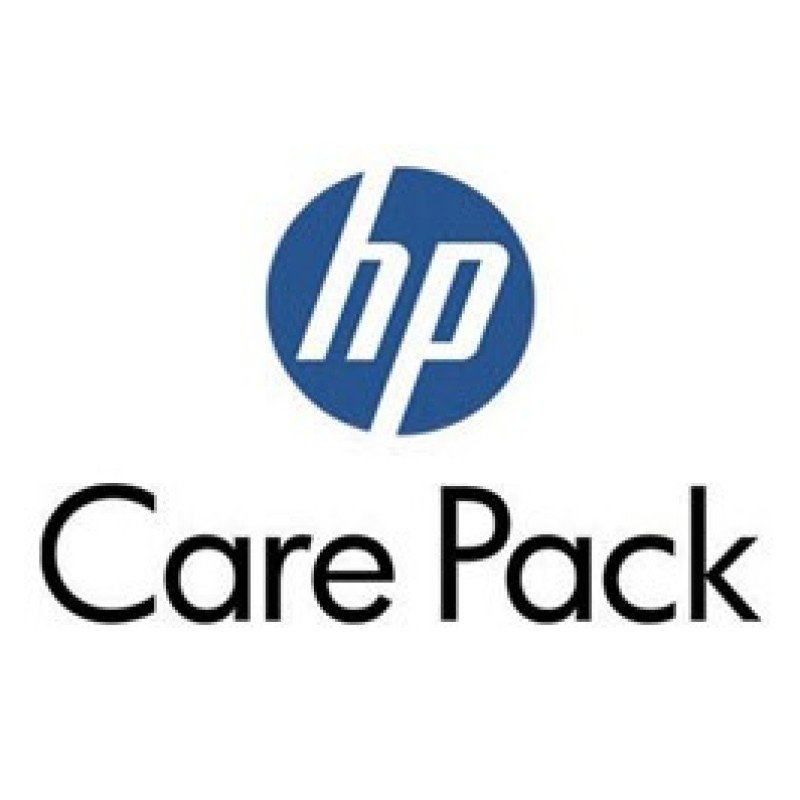 HP Warranty 3 year Pickup and Return Service