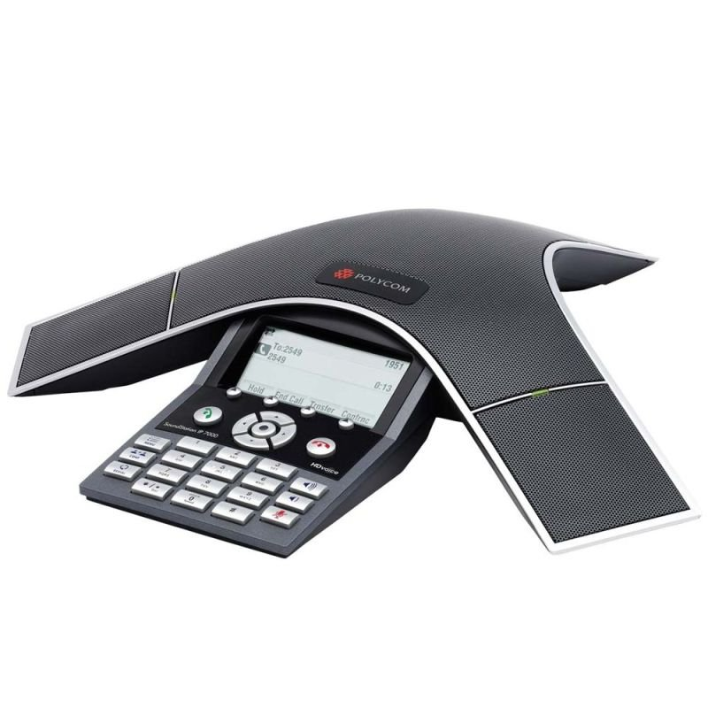 Polycom SoundStation IP 7000 Conference VoIP phone