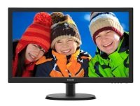 "Philips 223V5LHSB/00 21.5"" LED Full HD Monitor"
