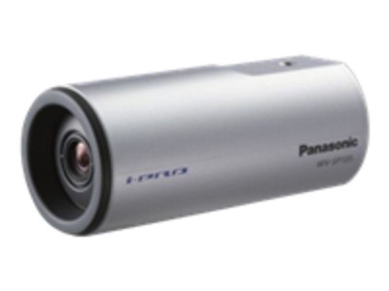 Image of 1/3 static camera (I-Pro internal)