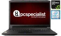PC Specialist Optimus VII V17-960 GT Gaming Laptop