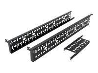 APC rack cable management kit (vertical)