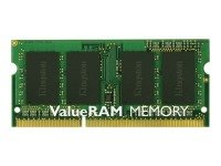 Kingston 4GB DDR3 1333MHz Value SR X8 Laptop Memory 50 Pack