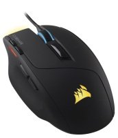 Corsair Gaming SABRE RGB Optical gaming mouse, Ultra Light Weight, 6400 DPI, Multi col