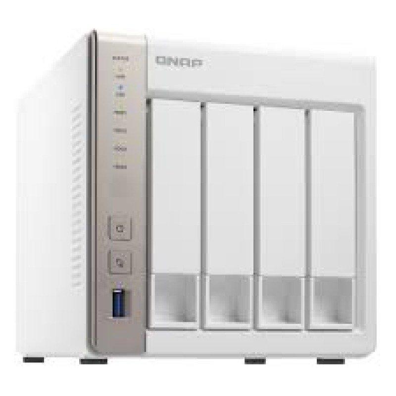 QNAP TS451 24TB (4 x 6TB WD Red) 4 Bay Desktop NAS