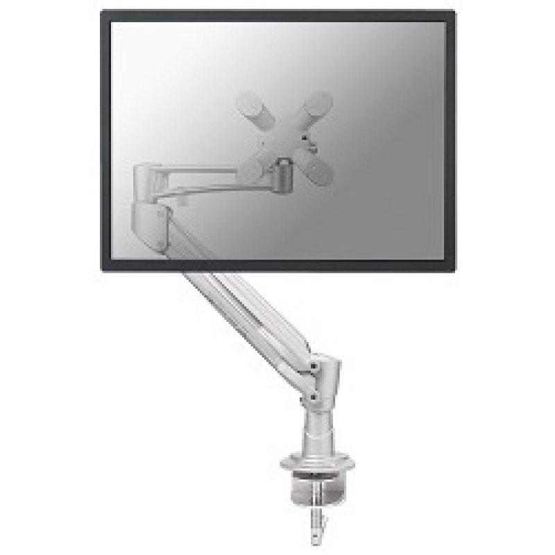 Newstar Lcd Monitor Arm Silver  5 Movements Length 580mm Ns