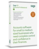 Sage 50 Accounts Professional 2016 - Electronic Software Download