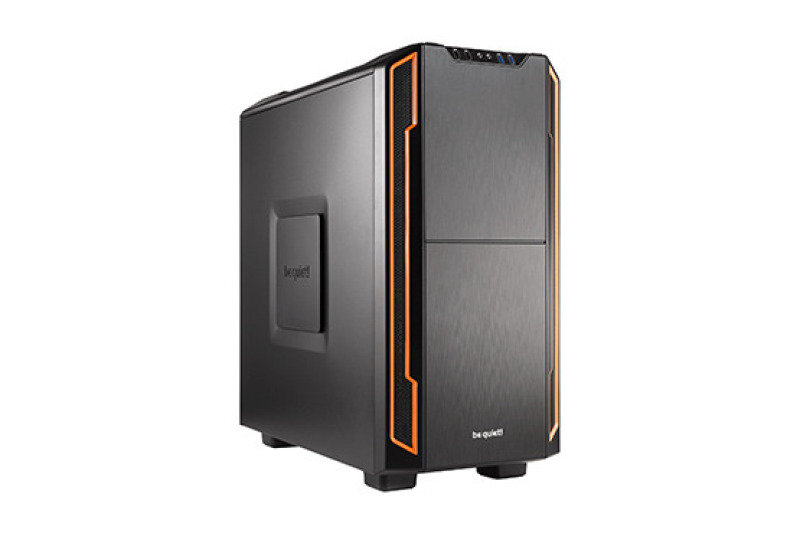 BeQuiet Silent Base 600 Orange Gaming Case