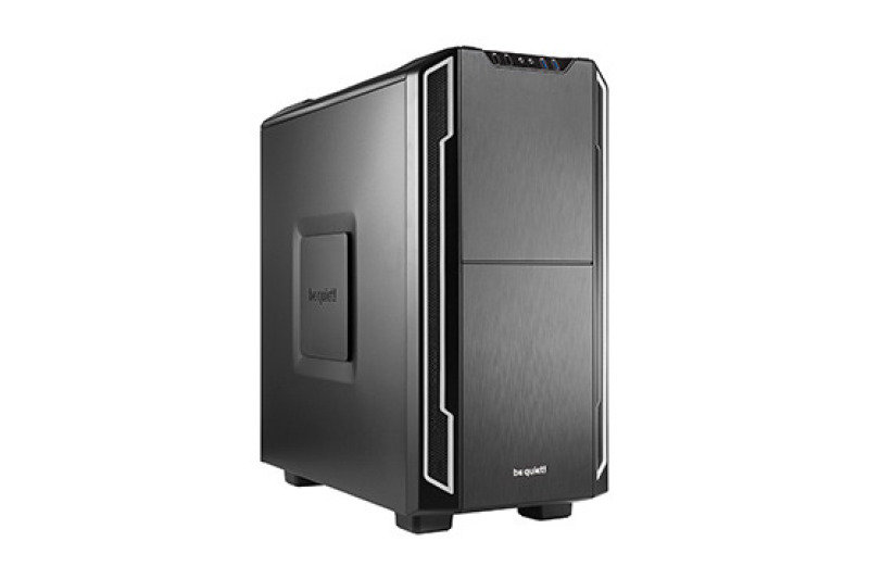 BeQuiet Silent Base 600 Silver Gaming Case