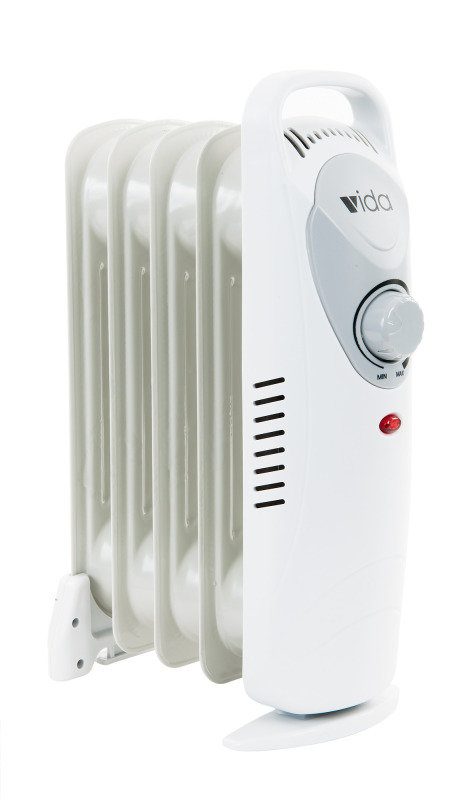 Vida Oil Filled Heater - 450w