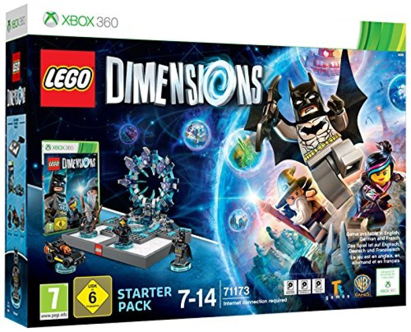 Image of 5051892187312 Lego Dimensions Starter Kit Xbox 360