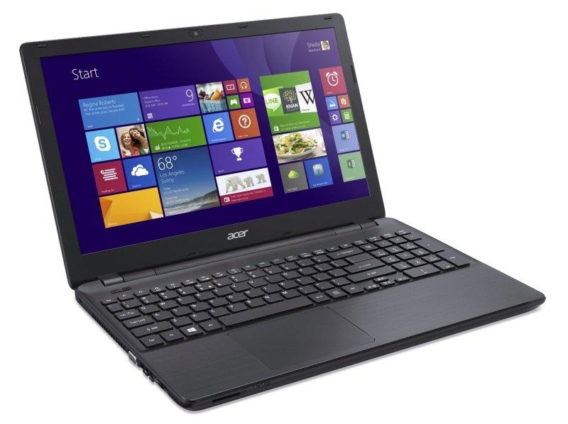 "Image of Acer Aspire E5-571 Laptop, Intel Core i7-5500U 2.4GHz, 4GB RAM, 500GB HDD, 15.6"" Display, DVD-Super Multi, Intel HD, Webcam, Bluetooth, Windows 8.1 64bit"
