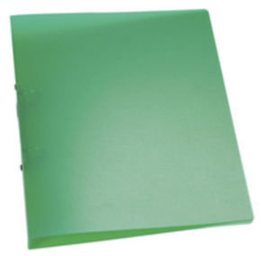 Q CONNECT RING BINDER FROSTED GREEN