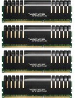Patriot Viper Xtreme Edition DDR4 16GB (4 x 4GB) 2400MHz Low Latency Quad Memory Kit