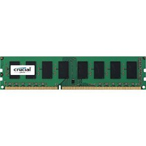 Crucial 8GB DDR3L PC3-12800 Unbuffered NON-ECC 1.35V Desktop Memory