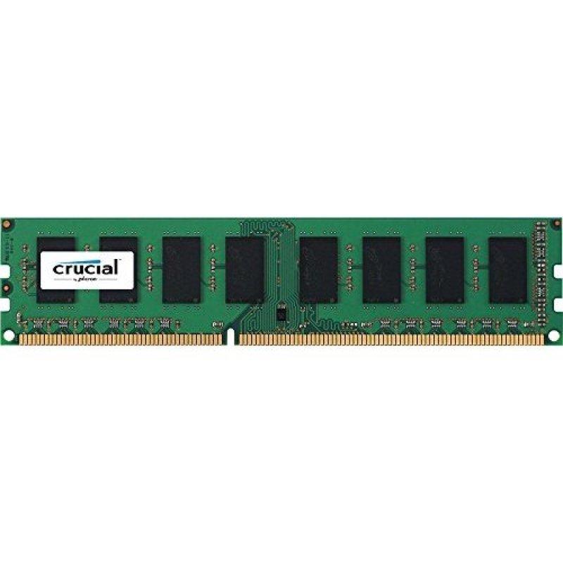 Crucial 8GB DDR3L PC3-12800 Unbuffered NON-ECC 1.35V Desktop Memory