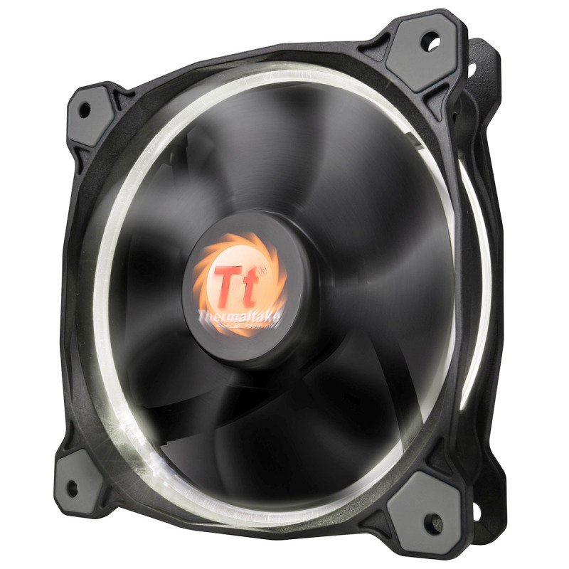 Thermaltake Riing14 Led White 140mm Fan